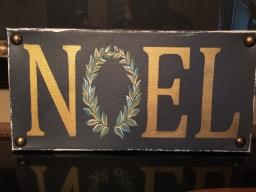 Noel…