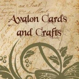 Artist Spotlight: Avalon Cards and Crafts, Christina Davis, Artist