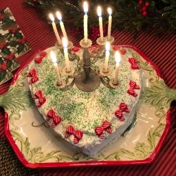 Cake Candelabrum 🎂❤️