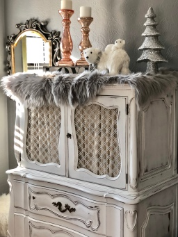 Decorating with Fur