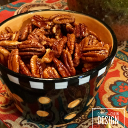 Candied Pecans 🧡